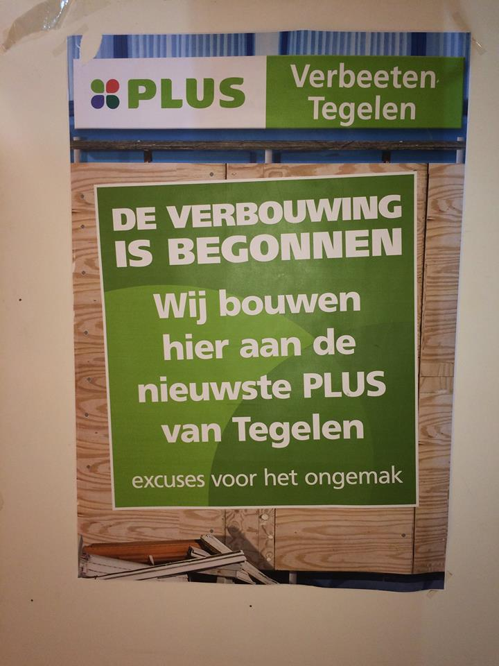 Verbouwingsposter
